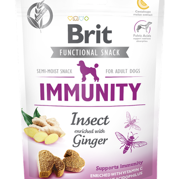 Brit Functional Snack Immunity Insect 150 g