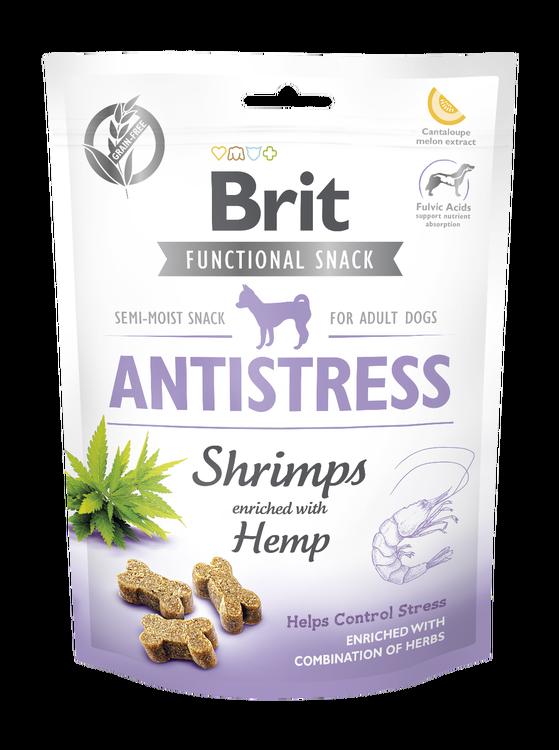 Brit Functional Snack Antistress Shrimps 150 g
