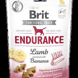 Brit Functional Snack Endurance Lamb 150 g