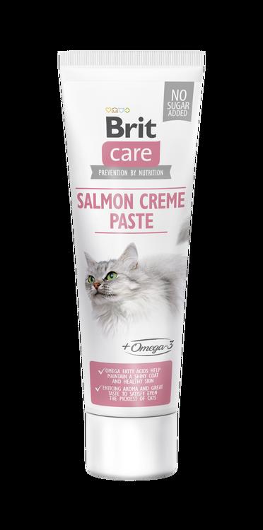 Brit Care Cat Salmon creme 100 gr
