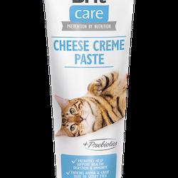 Brit Care Cat Paste, Cheese Creme enriched with Prebiotics 100 g