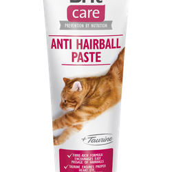 Brit Care Cat Paste, Antihairball with Taurine 100 g