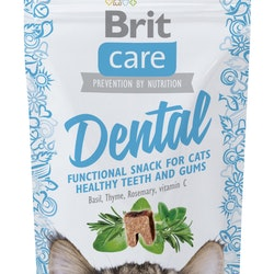 Brit Care Cat Snack Dental (kalkon) 50g