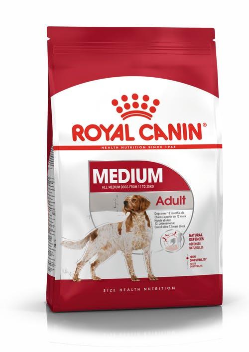Medium Adult 15 kg