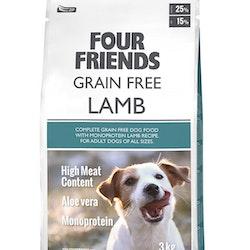Spannmålsfri lamm