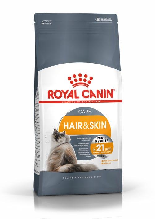 Hair & skin