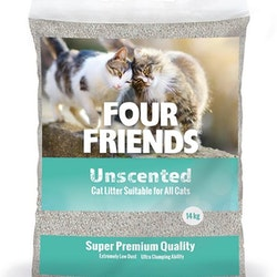 Four Friends kattsand 14 kg