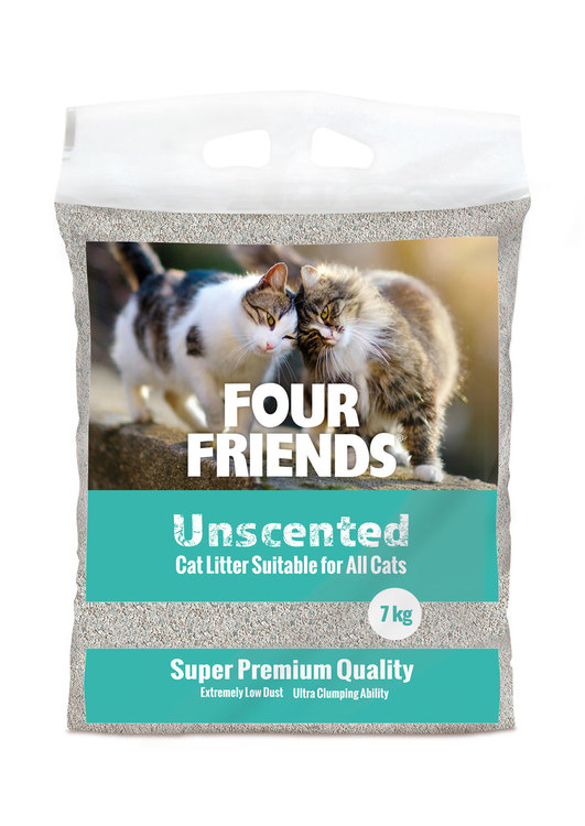 Four Friends kattsand 7 kg