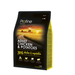 Profine adult chicken & potatoes