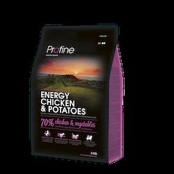 Profine energy chicken & potatoes