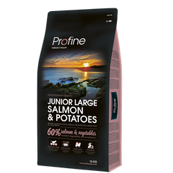 Profine junior large salmon & potatoes