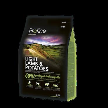 Profine light lamb & potatoes