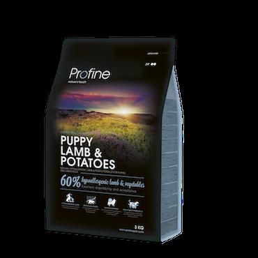 Profine puppy lamb & potatoes