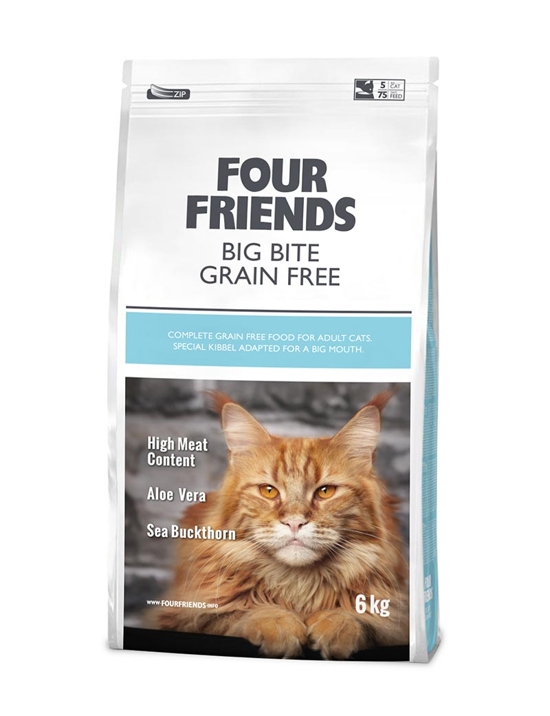 FourFriends Big Bite Grain Free
