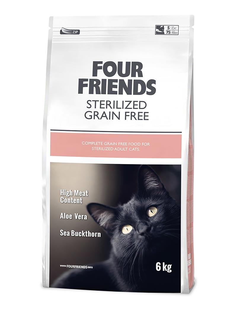FourFriends Sterilized GF