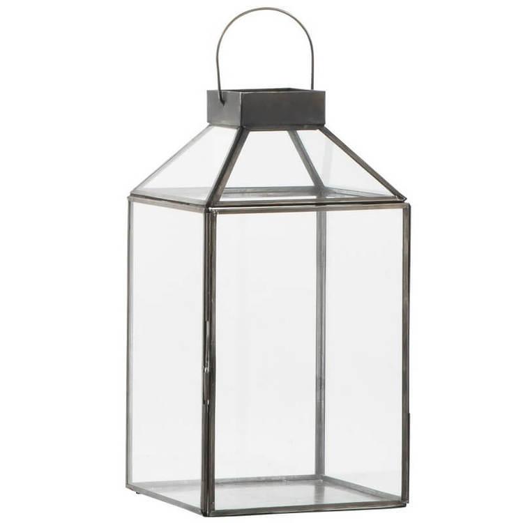 ljuslykta-glas-30,5cm