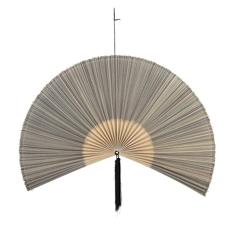 Väggdekoration bambu