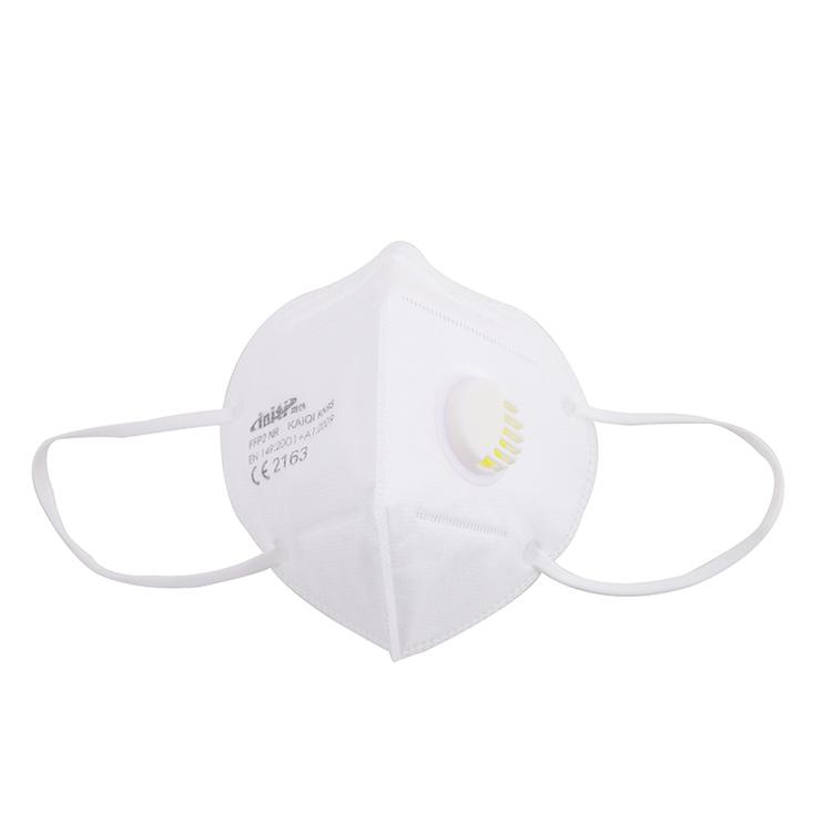 FFP2 Andningsmask ventil 100st