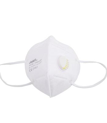 Andningsmask med ventil 100st