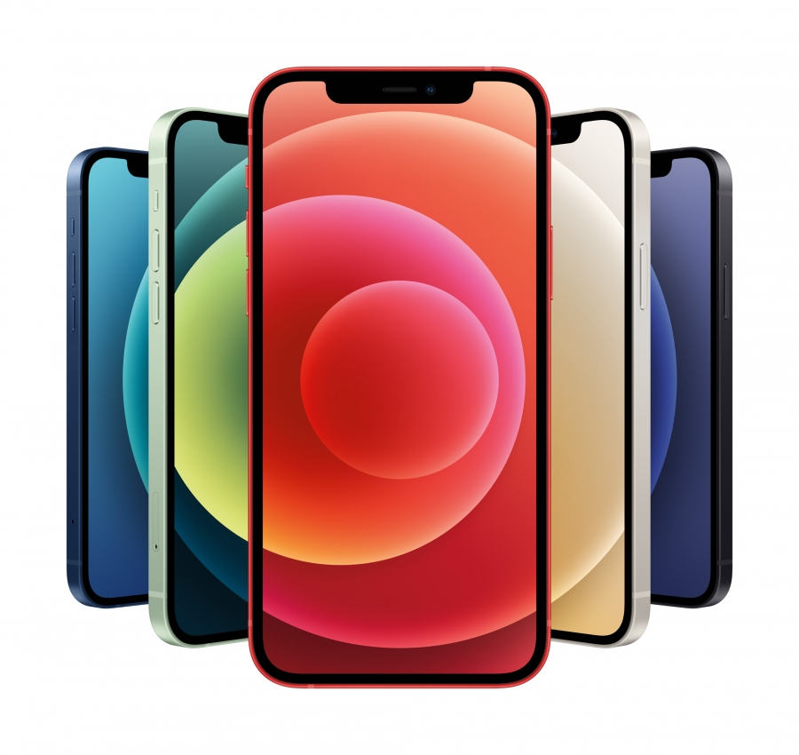 Nya Apple iPhone 12cta image