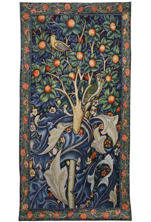 Bonad Orange Tree         William Morris