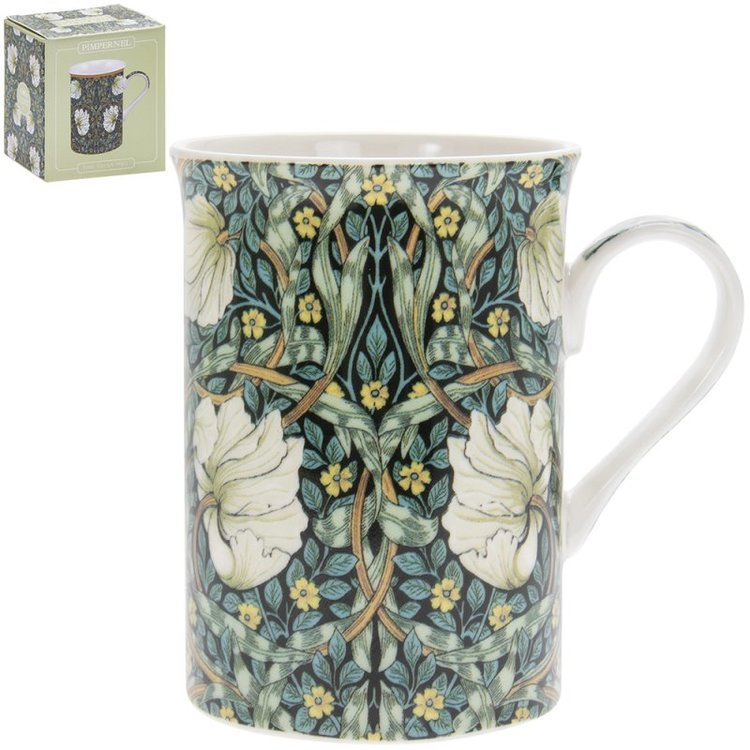 1-mugg Pimpernel          William Morris