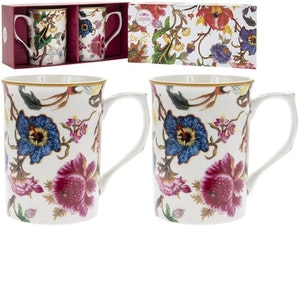 2-mugg Anthina           William Morris