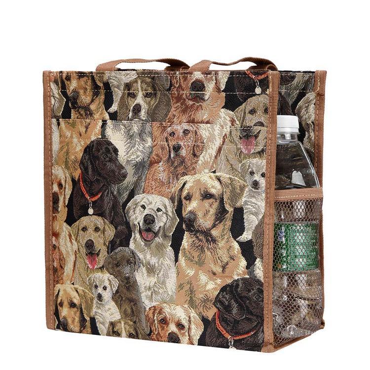 Shopper Brun Hund