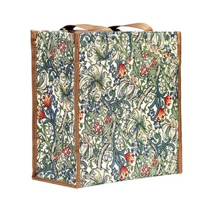 Shopper Golden Lily    William Morris