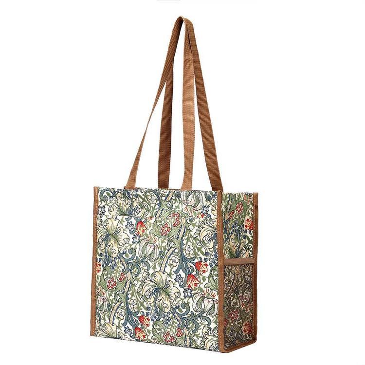 Shopper Golden Lily    William Morris