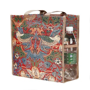 Shopper Strawberry Red      William Morris
