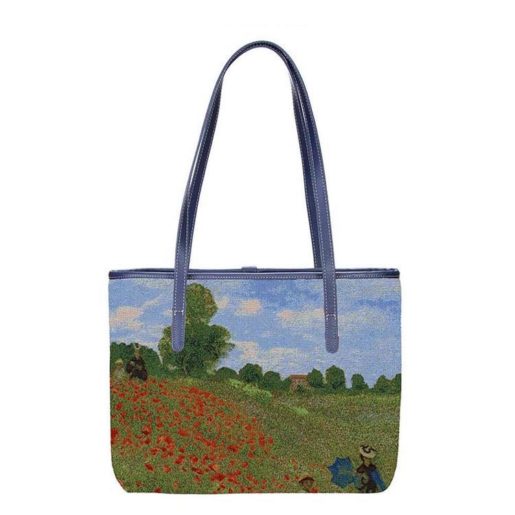 College Monet Äng         Claude Monet