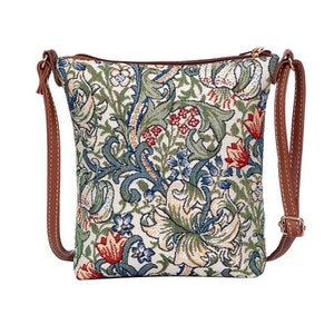 Slingbag Golden Lily      William Morris