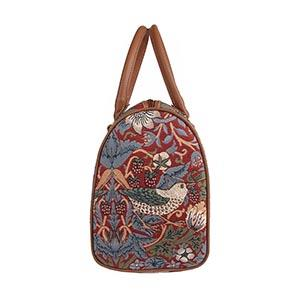 Travel Strawberry Red        William Morris