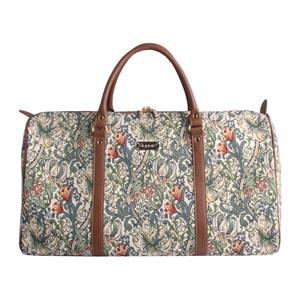 Week End Bag Golden Lily     William Morris