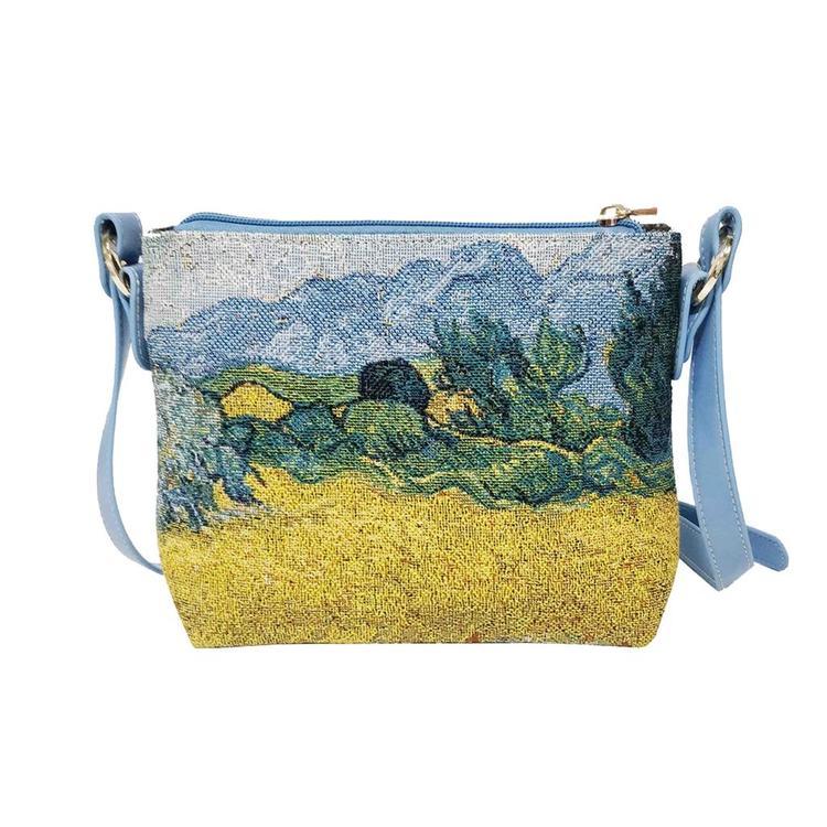 XB02 Monet Vetefält          Claude Monet