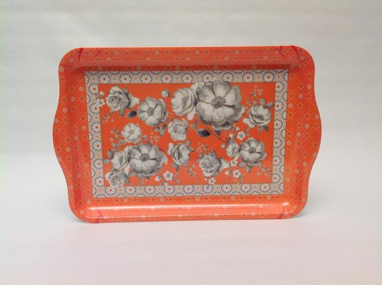 Bricka Orange Baroque