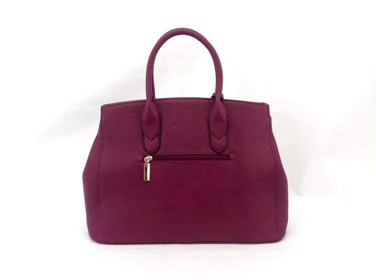 Väska Estelle Coll 6644 Wine
