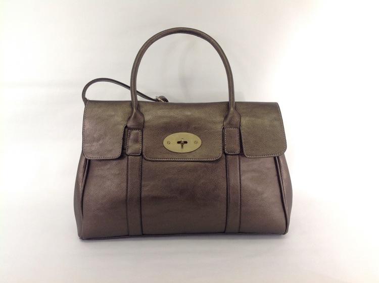 Väska Estelle Coll 3193 Silverbrown