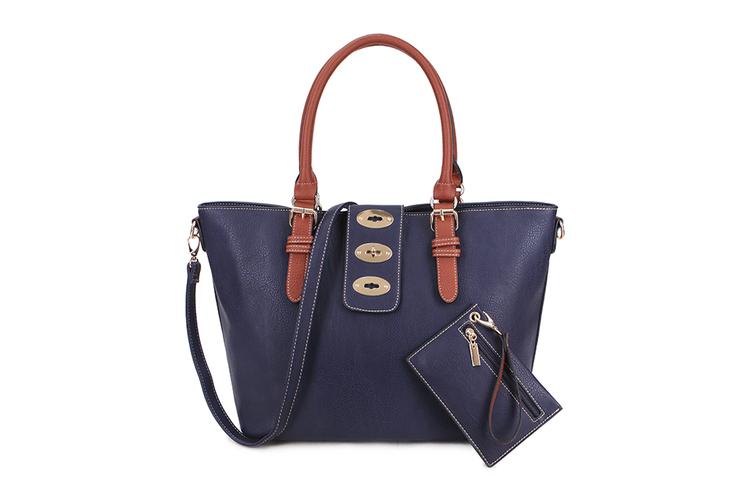Väska Estelle Coll 2272 Navy