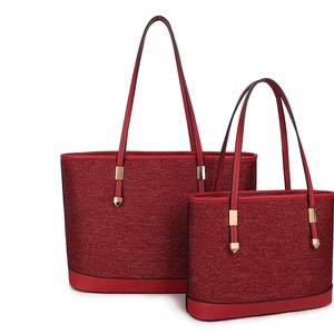 Väska Estelle Coll 96655 Duo Red