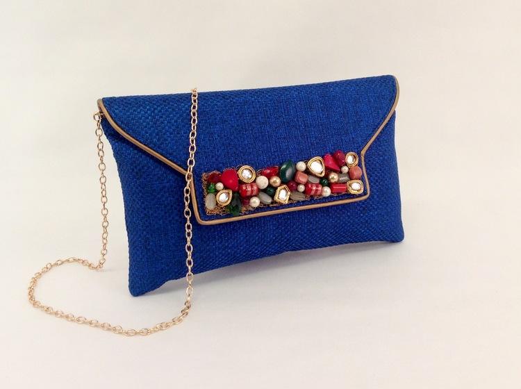 Väska Estelle Coll. Aida Blue