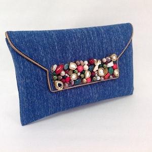 Väska Estelle Coll. Isolde Blue