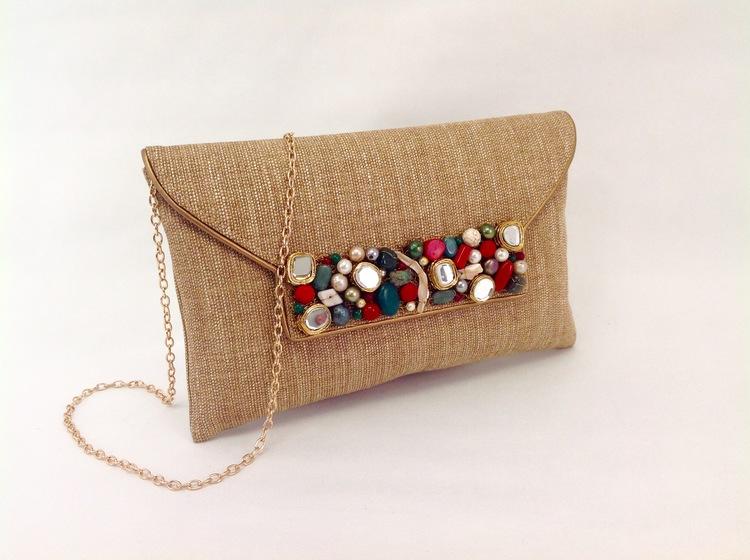 Väska Estelle Coll. Isolde Sand