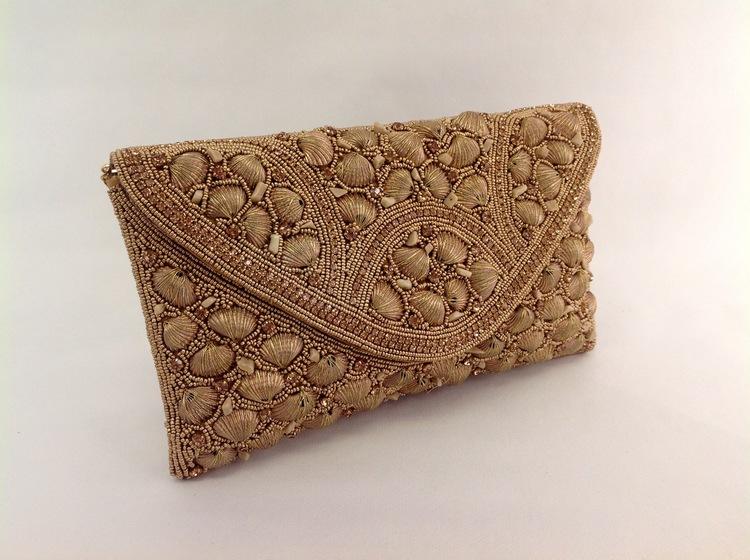 Väska Estelle Coll. Callas Gold