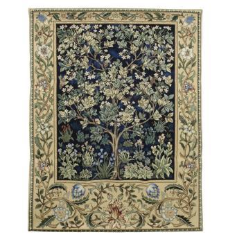 Bonad Tree of Life Blue     William Morris