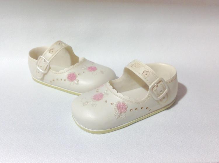 Mina Första Skor  Antik