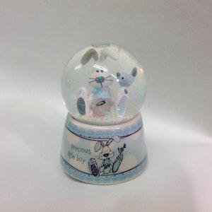 Min Första Kristallkula Blå