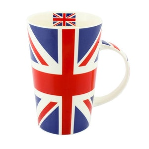 1-mugg Union Jack Latte