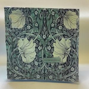 Servetter Pimpernel Green.    William Morris